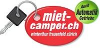 Wohnmobil & Camper mieten   Zürich, Winterthur, Thurgau Logo