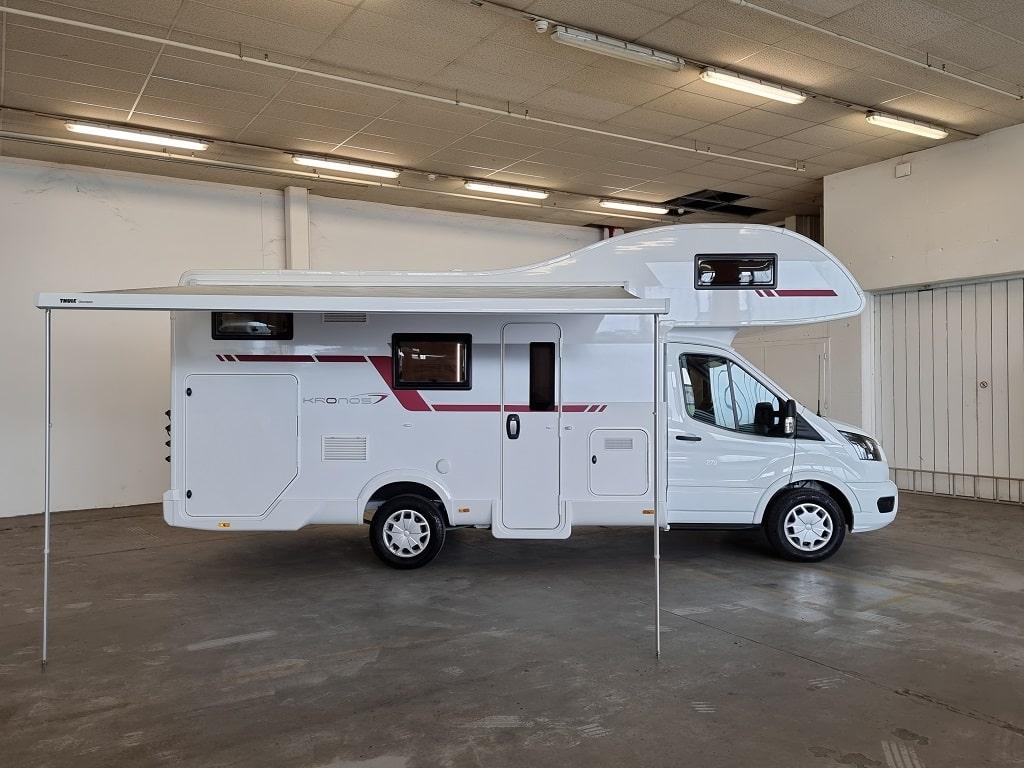 Wohnmobil Kronos 279 M Seitenansicht (2)-min
