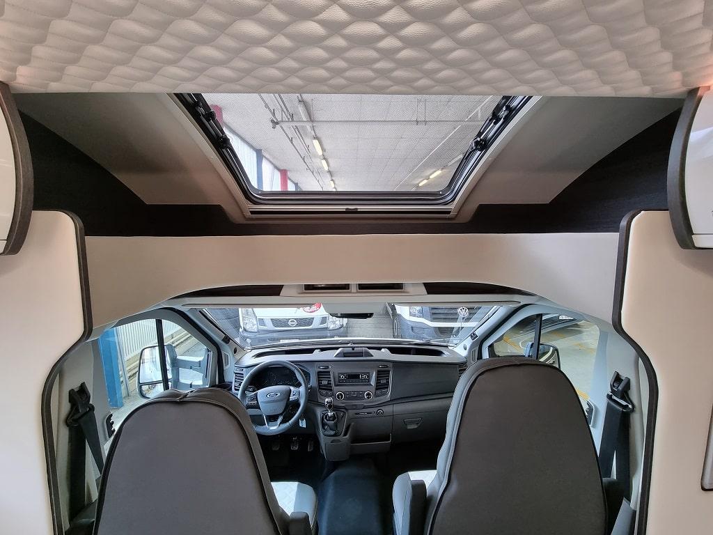 Wohnmobil Kronos 265 TL Fahrerkabine-min