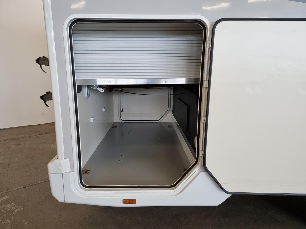 Wohnmobil Kronos 265 TL Kofferraum klein-min