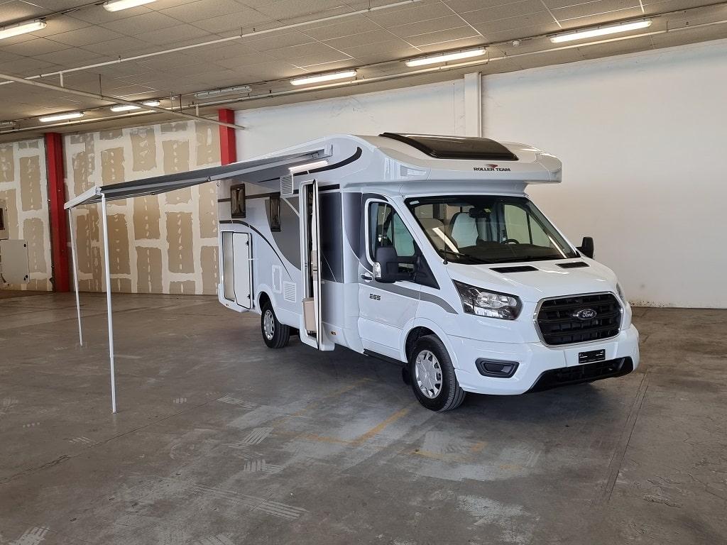 Wohnmobil Kronos 265 TL Startbild-min