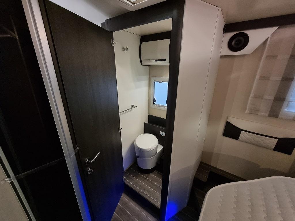 Wohnmobil Kronos 265 TL WC-min